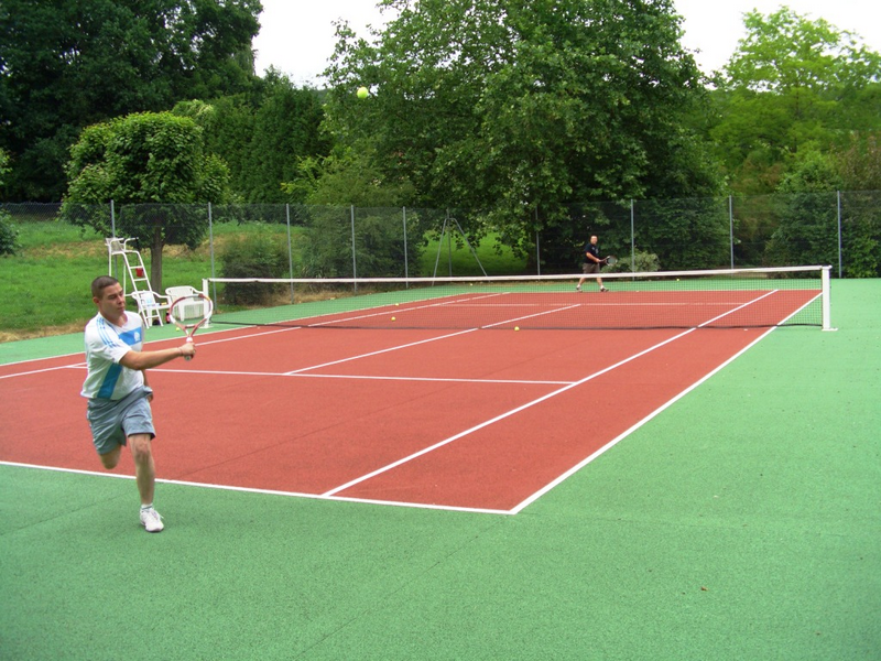 Court de Tennis de Chiry Ourscamp